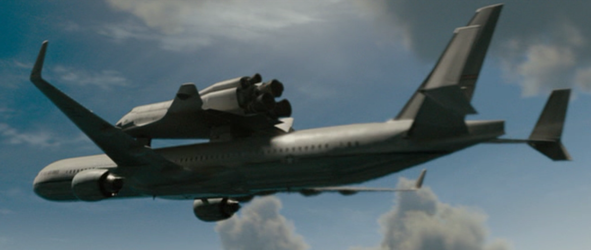 Superman Returns Space Shuttle (page 2) - Pics about space