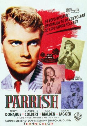parrish the internet movie plane database