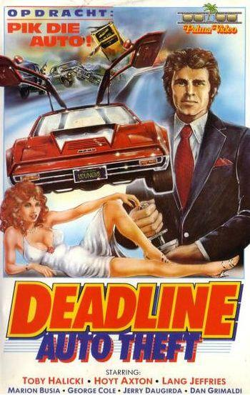 Deadline Auto Theft 1983