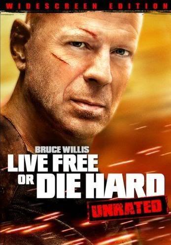 Die Hard – Vain Kuolleen Ruumiini Yli